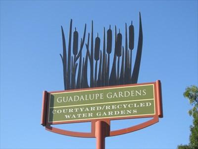 Recycled Water Gardens, San Jose, CA