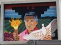 Image for Cesar Chavez mural, SFSU Student Union - San Francisco, California, USA