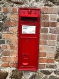 Image for Victorian Wall Post Box - Upper Lambourn, near Newbury, Berkshire, U