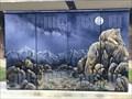 Image for Night-time Desert Scene - Saratoga, California