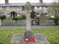 Image for Great War Memorial - Church Way, Whittlebury, Northamptonshire, UK