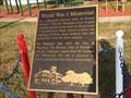 Image for World War I Memorial - Wauchula, Florida