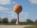 Image for Big Peach Water Tower - Clanton, Alabama