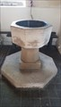 Image for Baptism Font - St Mary - Wigston Parva, Leicestershire