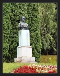 Leoš Janácek & Asteroid No. 2073 Janacek - Luhacovice