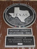 Image for Bastrop County Courthouse
