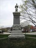 Image for Kennebunk Civil War Memorial - Kennebunk, Maine