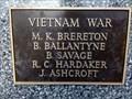 Image for Vietnam War Memorial - Pambula, NSW, Australia
