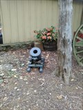 Image for Small Cannon - Silver Dollar City - Branson MO