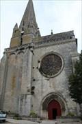 Image for Église Notre Dame de l'Assomption et Saint Cybard - La Rochefoucauld, France