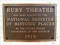 Image for Ruby Theatre - 1913 - Chelan, WA