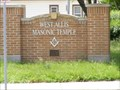 Image for West Allis Masonic Temple - West Allis, WI