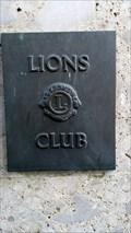 Image for Lions Club Marker - 10. Oktober Platz, Bleiburg, Kärnten, Austria