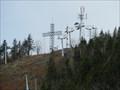 Image for Croix du Mont Orignal, Lac-Etchemin, Qc, Canada
