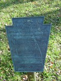 Image for Trimble's Ford - Plaque