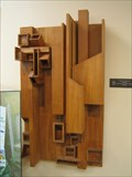 "Image for Abstract Public Sculpture - ""Untitled"", St. Catharines Public Library"
