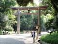 Image for The Grand Shrine-Gate - Tokyo, Japan
