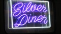 Image for Silver Diner - Neon - Chattanooga, Tennessee, USA.