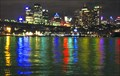 Image for Sydney Night Lights. Sydney. NSW. Australia.