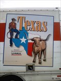 Image for U-haul unknown#: Texas