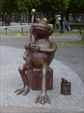 Image for Waiting For The Toad - Boston Common - Boston, MA
