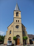 Image for Catholic St. Laurentius Church - Mechtersheim, Germany, RP