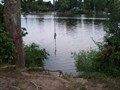 Image for Oswego River Swimming Hole - Fulton, N.Y.