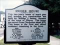 Image for Snider House