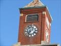 Image for Hardin County Courthouse Clock  - Elizabethtown, Illinois