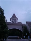 Image for Town Clock @ The Forum On Peachtree Parkway - Norcross, GA.