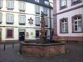 Image for Fontaine de la place de l'Hôtel-de-Ville, Ribeauvillé, Haut-Rhin/FR