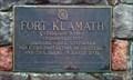 Image for Fort Klamath Historical Marker (roadside) - Fort Klamath, OR