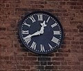 Image for School Clock - The School House - Alkmonton, Derbyshire