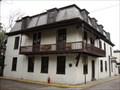 Image for Garcia-Dummett House - St. Augustine, FL, USA