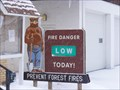 Image for Smokey The Bear  - Ogdensburg, WI