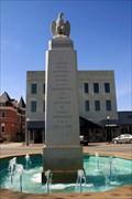 Image for Elberton Granite Bicentennial Memorial Fountain - Elberton, GA