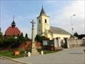 Image for Churchyard Cross - Cetechovice, Czech Republic
