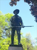 Image for Spanish - American War Soldier - Birmingham, AL