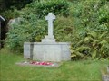 Image for War Memorial, Holy Trinity Church, Chapel Stile, Cumbria UK