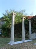 Image for Ionic columns - Bohutice, Czech Republic