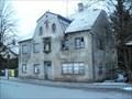 Image for Wohnhaus mit Dreieckserker, Dorfen, Lk Erding, Bayern, D