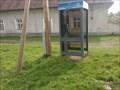 Image for Payphone / Telefonni automat - Slabce-Modrejovice, Czech Republic