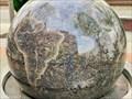 Image for Center of the Universe Earth Globe - Ashland, Virginia