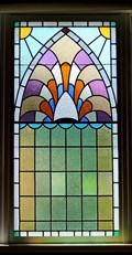 Image for First Baptist Church Windows - Nelson, BC