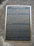 Image for Glacial Pothole Historical Marker – Taylors Falls, MN