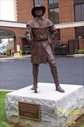 Image for John Montgomery Statue