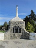 Image for Lumsden Combined War Memorial - Lumsden, New Zealand