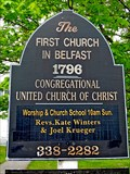 Image for First Church in Belfast, ME