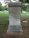 Image for W.B. Gilliland - Rosston Cemetery - Rosston, TX