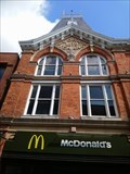 Image for Lincoln Mcdonalds-The Corn exchange- Lincoln, Lincolnshire, UK